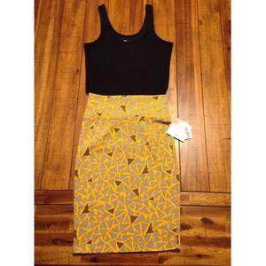 Lularoe Cassie- Soft & Stretchy Pencil Skirt